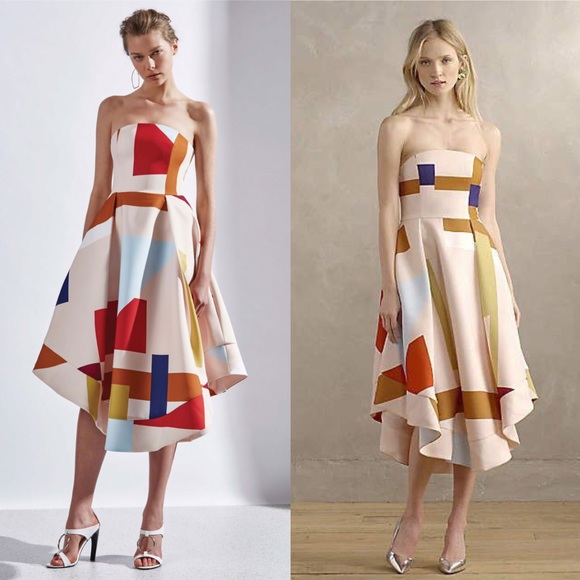 Anthropologie Dresses & Skirts - Anthropologie Cameo Museo Gown
